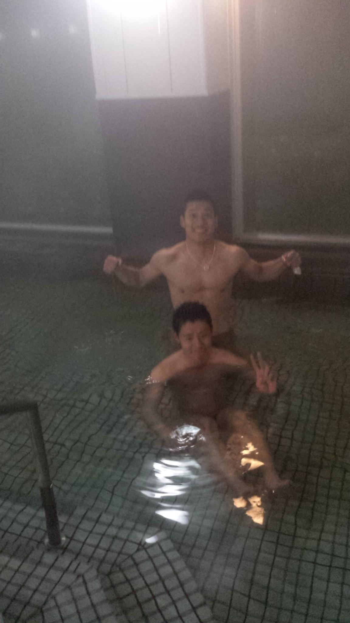 金子 風呂